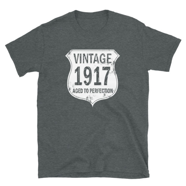 1917 Aged to Perfection Men's/Unisex T-Shirt