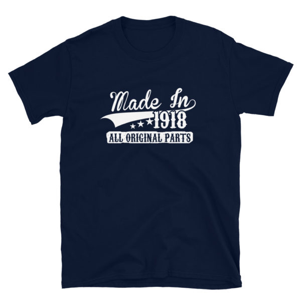 1918 All Original Parts Men's/Unisex T-Shirt