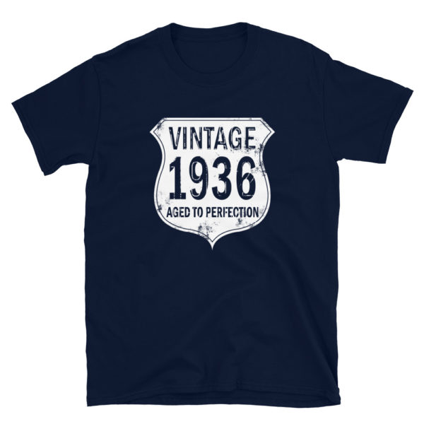 1936 Aged to Perfection Men's/Unisex T-Shirt