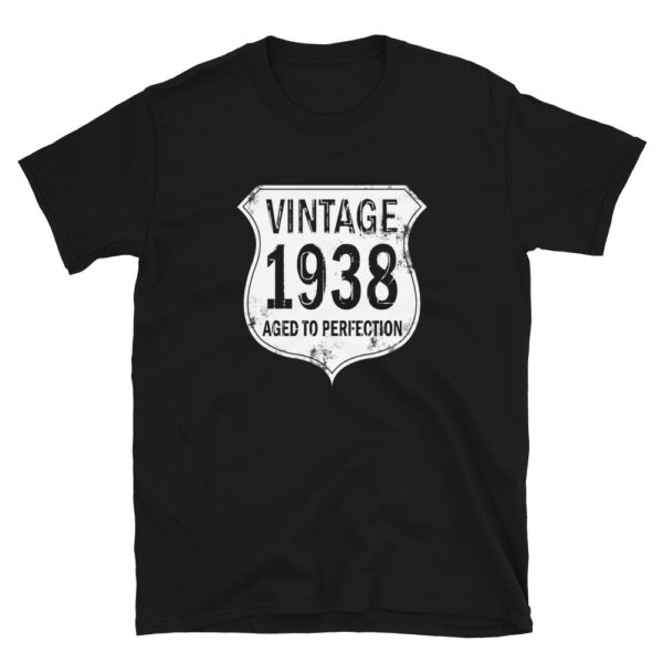 1938 Aged to Perfection Men's/Unisex T-Shirt