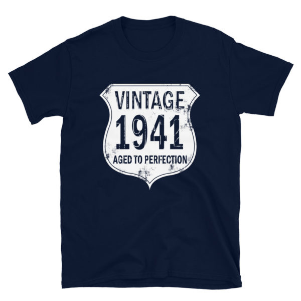 1941 Aged to Perfection Men's/Unisex T-Shirt