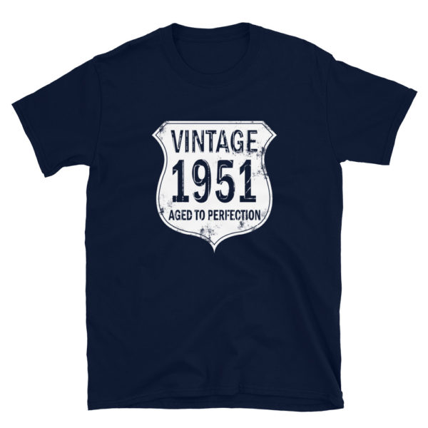 1951 Aged to Perfection Men's/Unisex T-Shirt