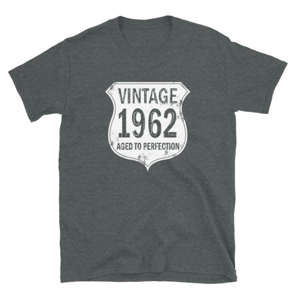 1962 Aged to Perfection Men's/Unisex T-Shirt