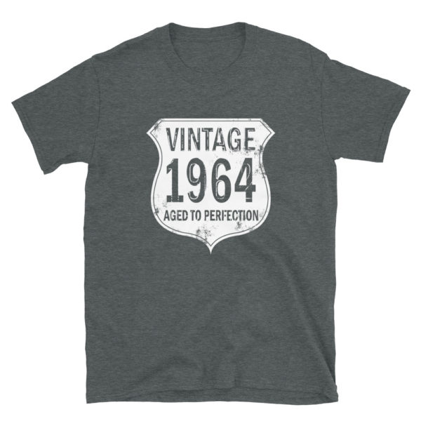 1964 Aged to Perfection Men's/Unisex T-Shirt