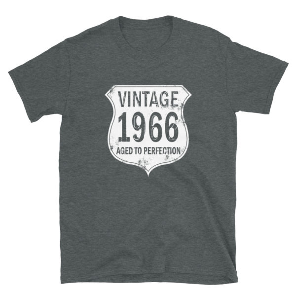 1966 Aged to Perfection Men's/Unisex T-Shirt
