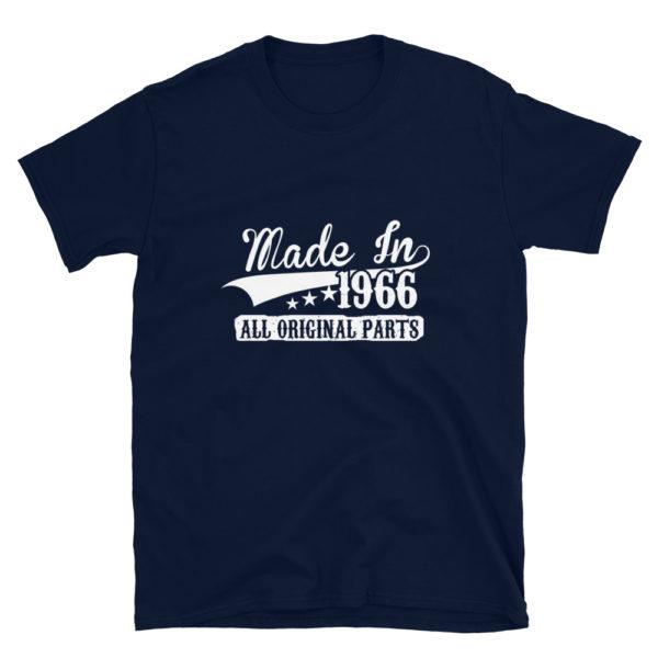 1966 All Original Parts Men's/Unisex T-Shirt