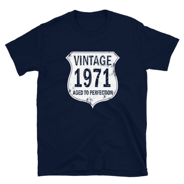 1971 Aged to Perfection Men's/Unisex T-Shirt