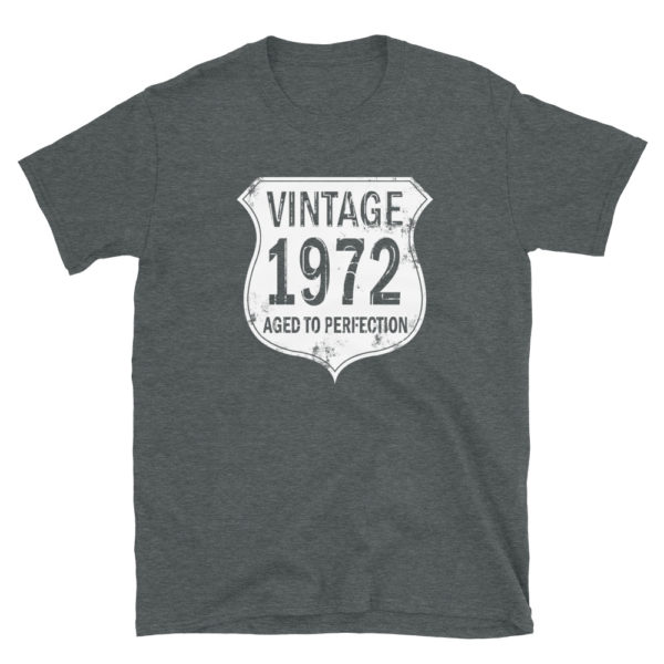 1972 Aged to Perfection Men's/Unisex T-Shirt