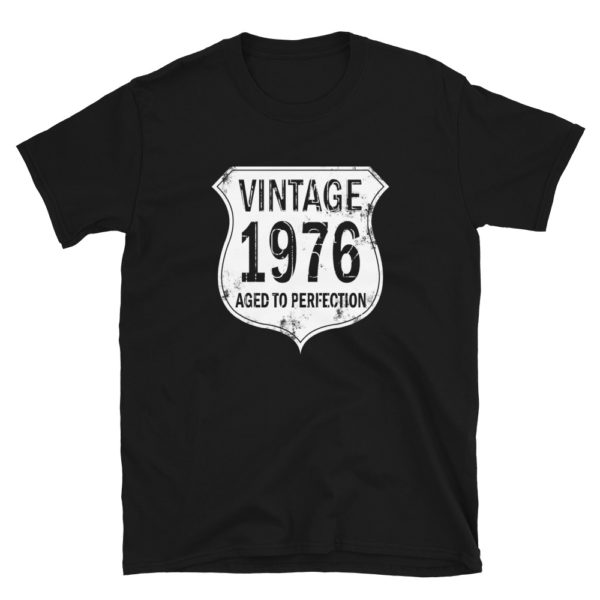 1976 Aged to Perfection Men's/Unisex T-Shirt