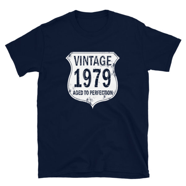1979 Aged to Perfection Men's/Unisex T-Shirt