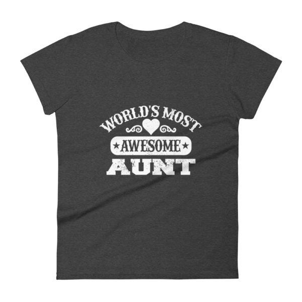 Aunts' Fashion Fit T-shirt for Women