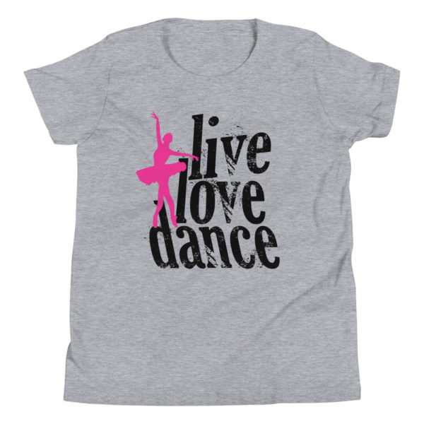Ballet Girls/ Youth Premium T-Shirt