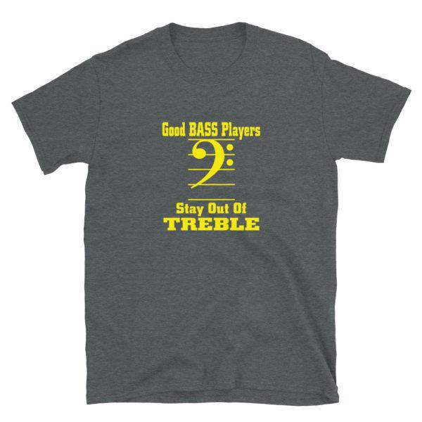 Bass Players Men's/Unisex T-Shirt