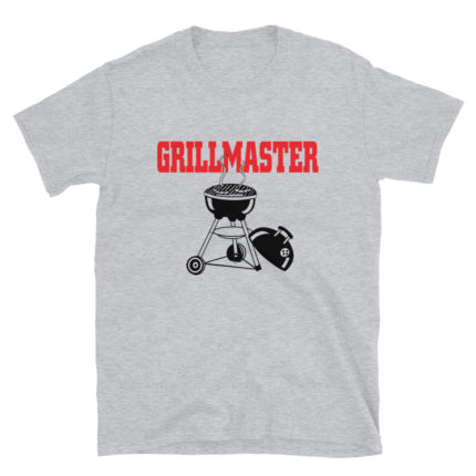 BBQ Chef Grill Master Men's/Unisex T-Shirt