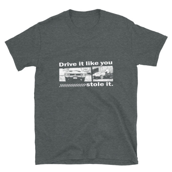 Car Lover Men's/Unisex Soft T-Shirt