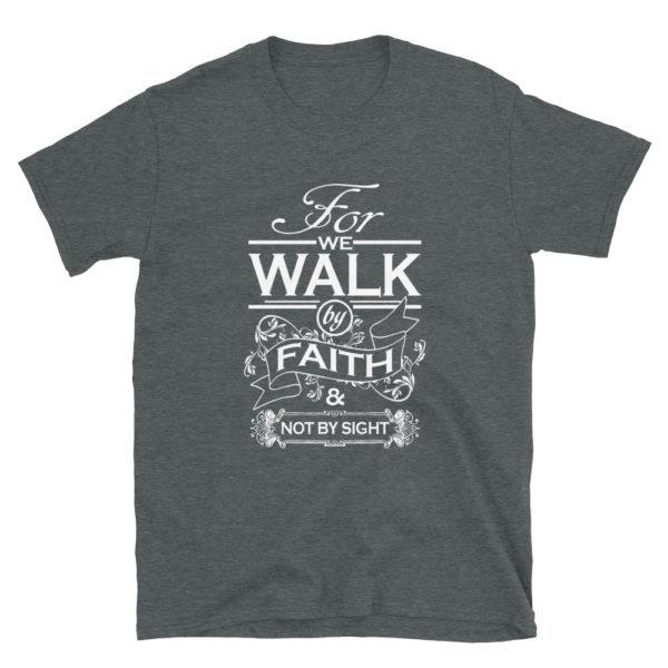 Christian Faith Men's/Unisex Soft T-Shirt