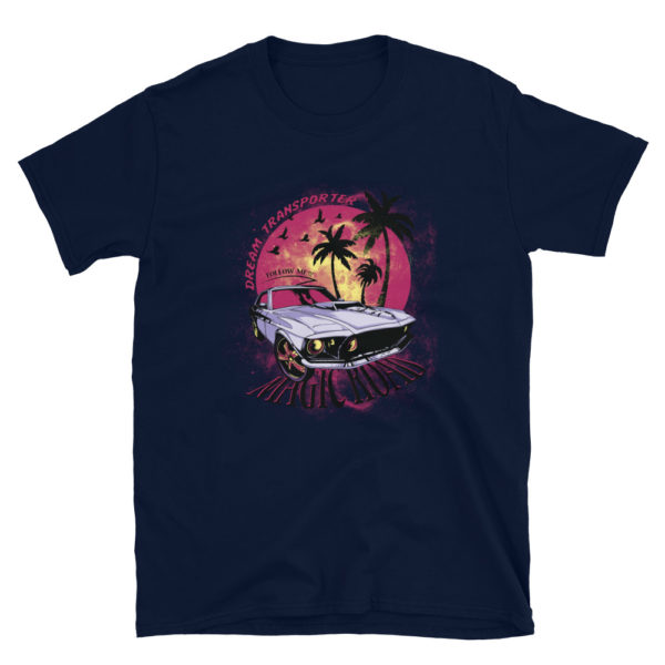 Classic Car Men's/Unisex Soft T-Shirt