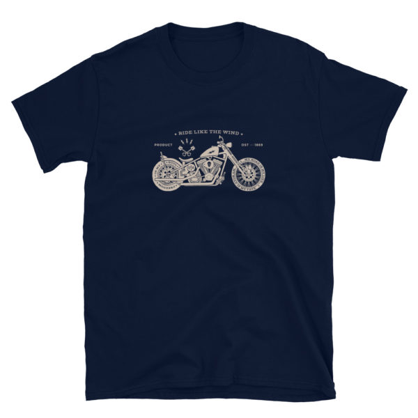Classic Motorcycle Men's Soft T-Shirt
