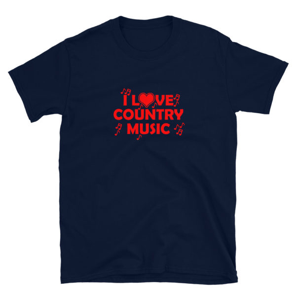 Country Music Men's/Unisex T-Shirt