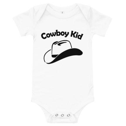 Cowboy Kid Baby's Premium Onesie