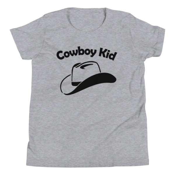 Cowboy Kid's/Youth Premium T-Shirt