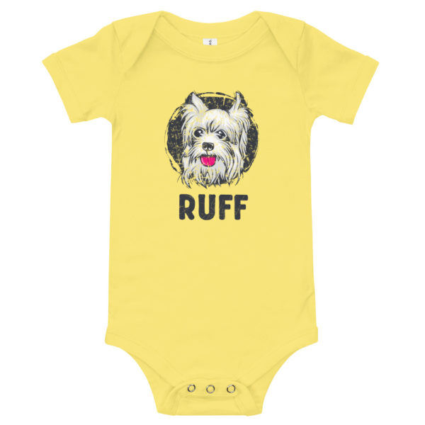 Cute Dog Baby's Premium Onesie