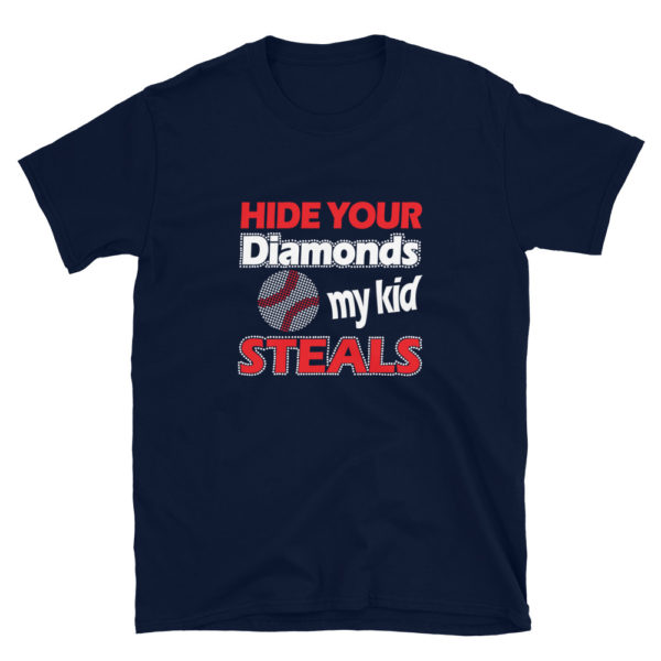 Dad's Baseball Men's/Unisex T-Shirt