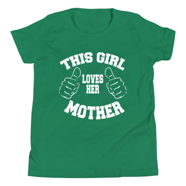 Daughter and Mother Girl's/Youth Premium T-Shirt