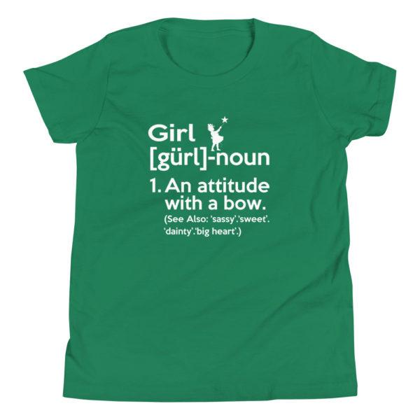 Definition of GIRL Premium T-Shirt