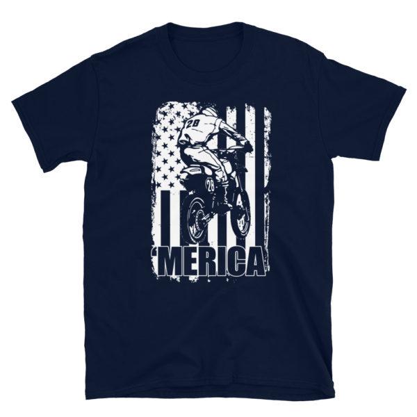Dirt Bike Men's/Unisex T-Shirt