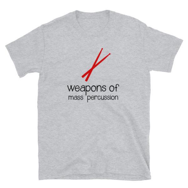 Drummer Men's/Unisex Soft T-Shirt