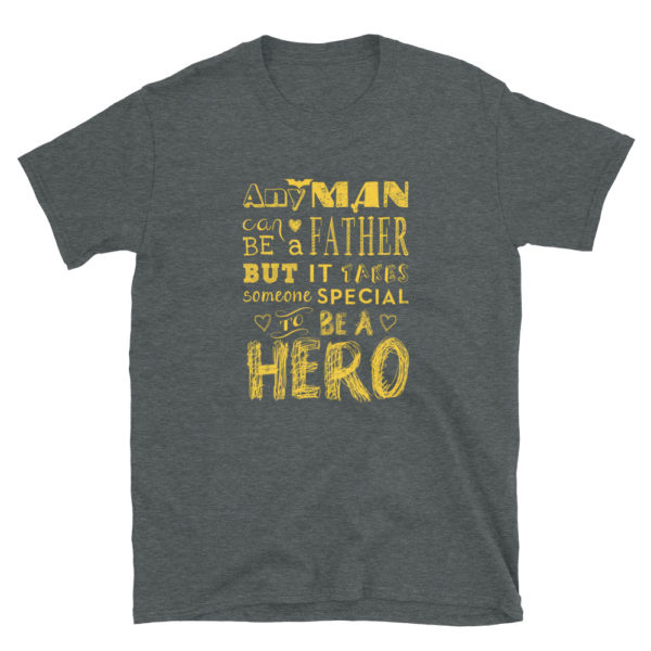 Father Hero Men's/Unisex Soft T-Shirt