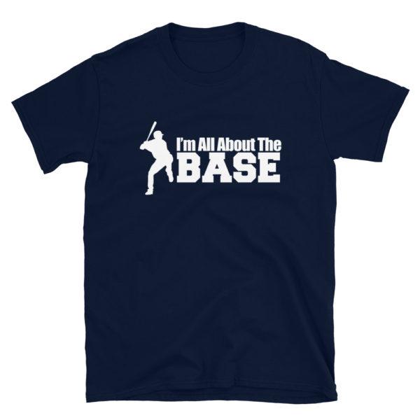 Funny Baseball Men's/Unisex T-Shirt