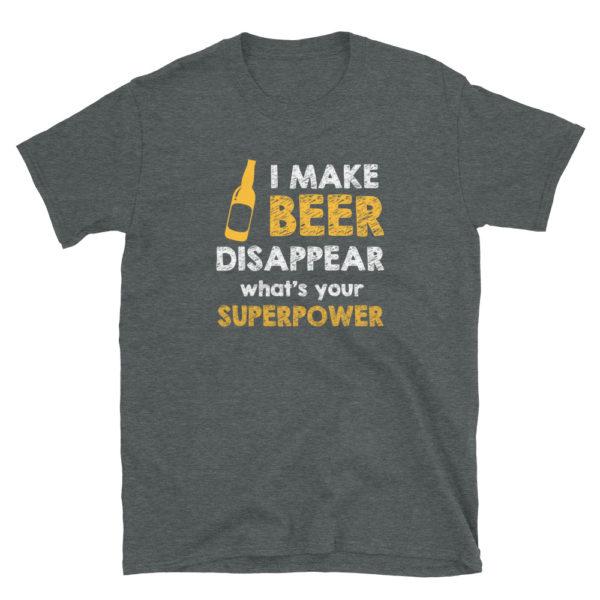 Funny Beer Men's/Unisex T-Shirt
