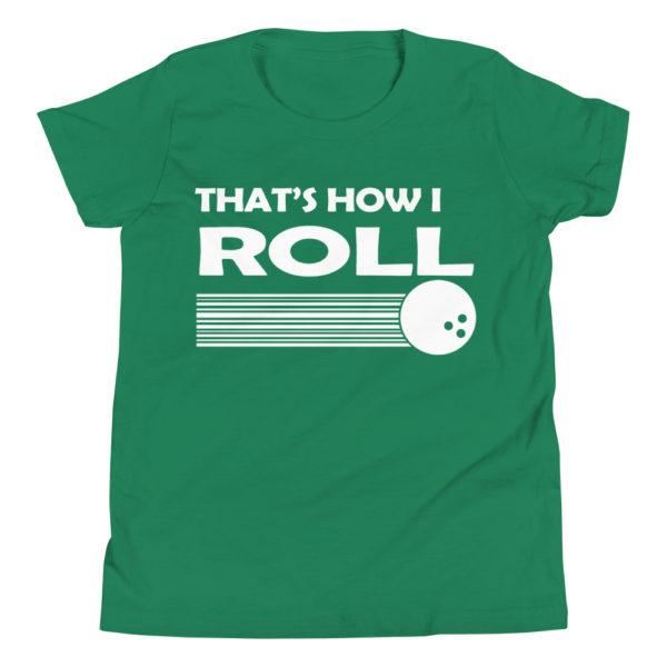 Funny Kids Bowling T-Shirt