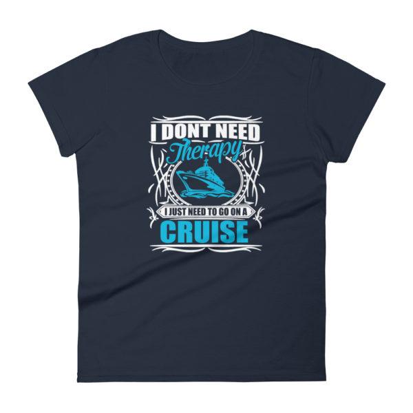 Funny Women's Cruise Fashion Fit T-shirt