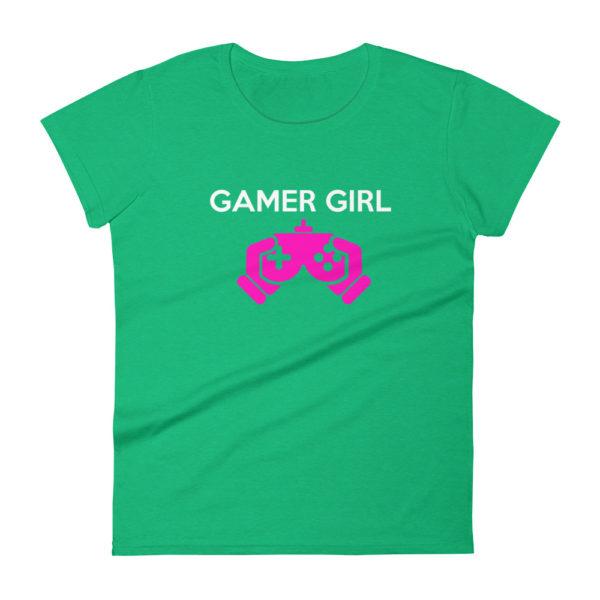 Gamer Girl Women's Fashion Fit T-shirt