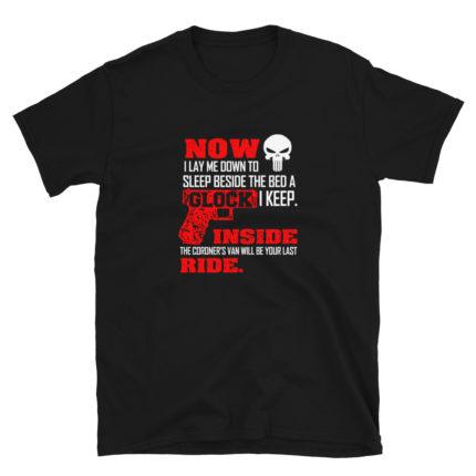 Glock Gun 2nd Amendment T-Shirt