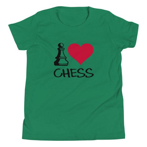 I love Chess Kid's/Youth Premium T-Shirt