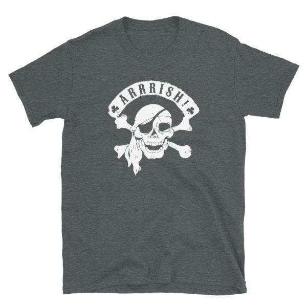 Irish Pirate Men's/Unisex Soft T-Shirt