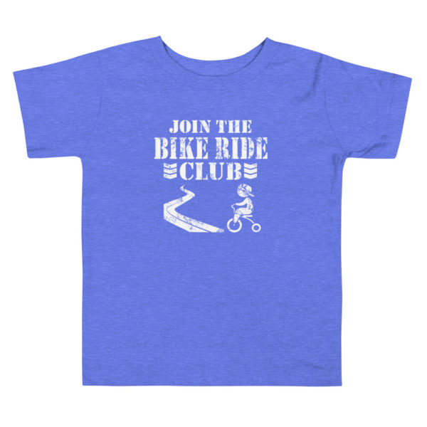 Kid's Cycling Toddler's Premium Tee