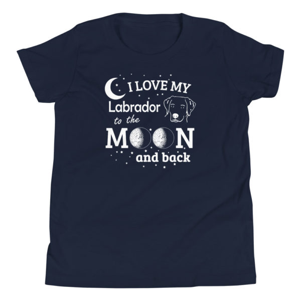 Labrador Lover Kid's/Youth Premium T-Shirt