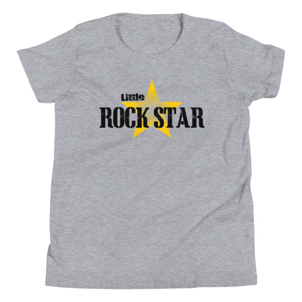 Little Rockstar Kid's/Youth Premium T-Shirt