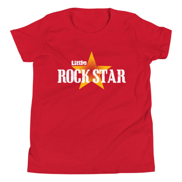 Little Rockstar Kid's/Youth Premium T-Shirt