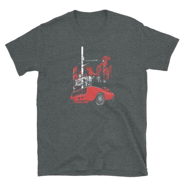 Red Hot Rod Men's/Unisex Soft T-Shirt