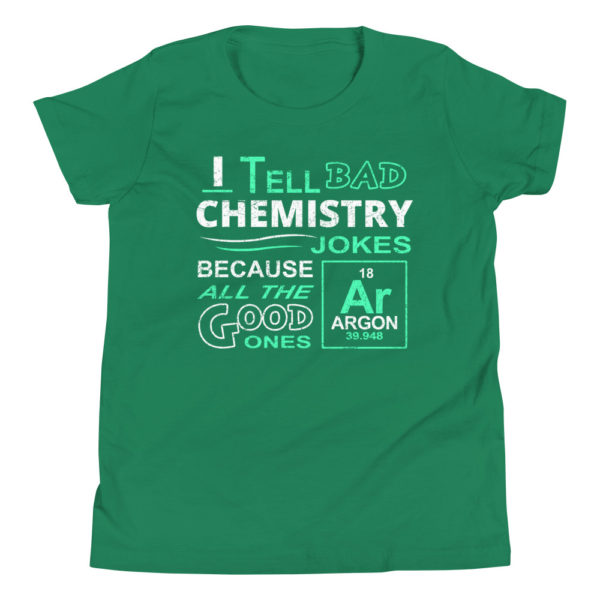 Science Chemistry Kid's/Youth Premium T-Shirt