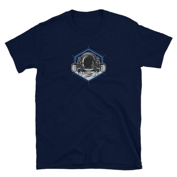 Spaceman Men's/Unisex Soft T-Shirt