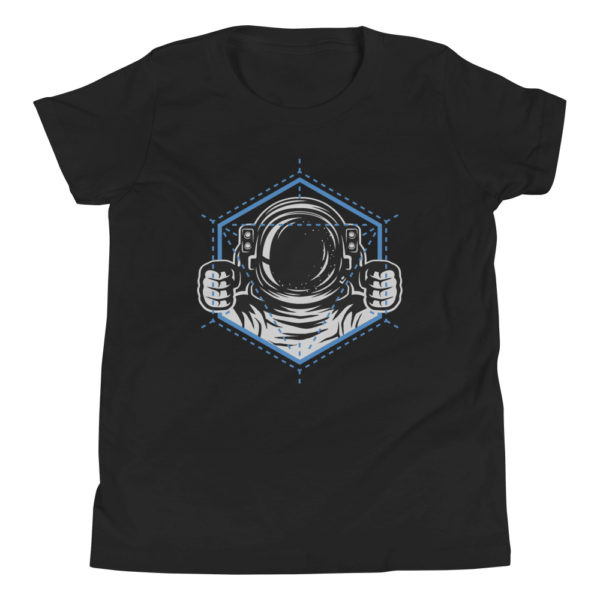Spaceman Science Kid's/Youth Premium T-Shirt