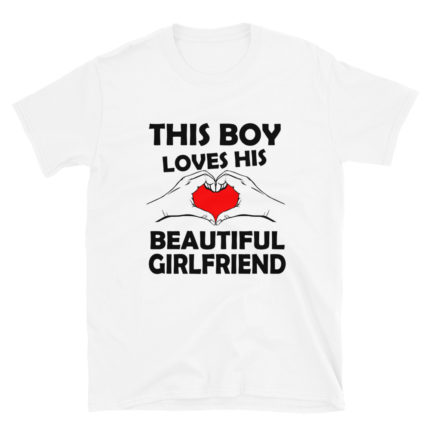 Sweet T-Shirt For Your Boyfriend