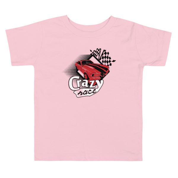 Toddler's Crazy Race Premium Tee